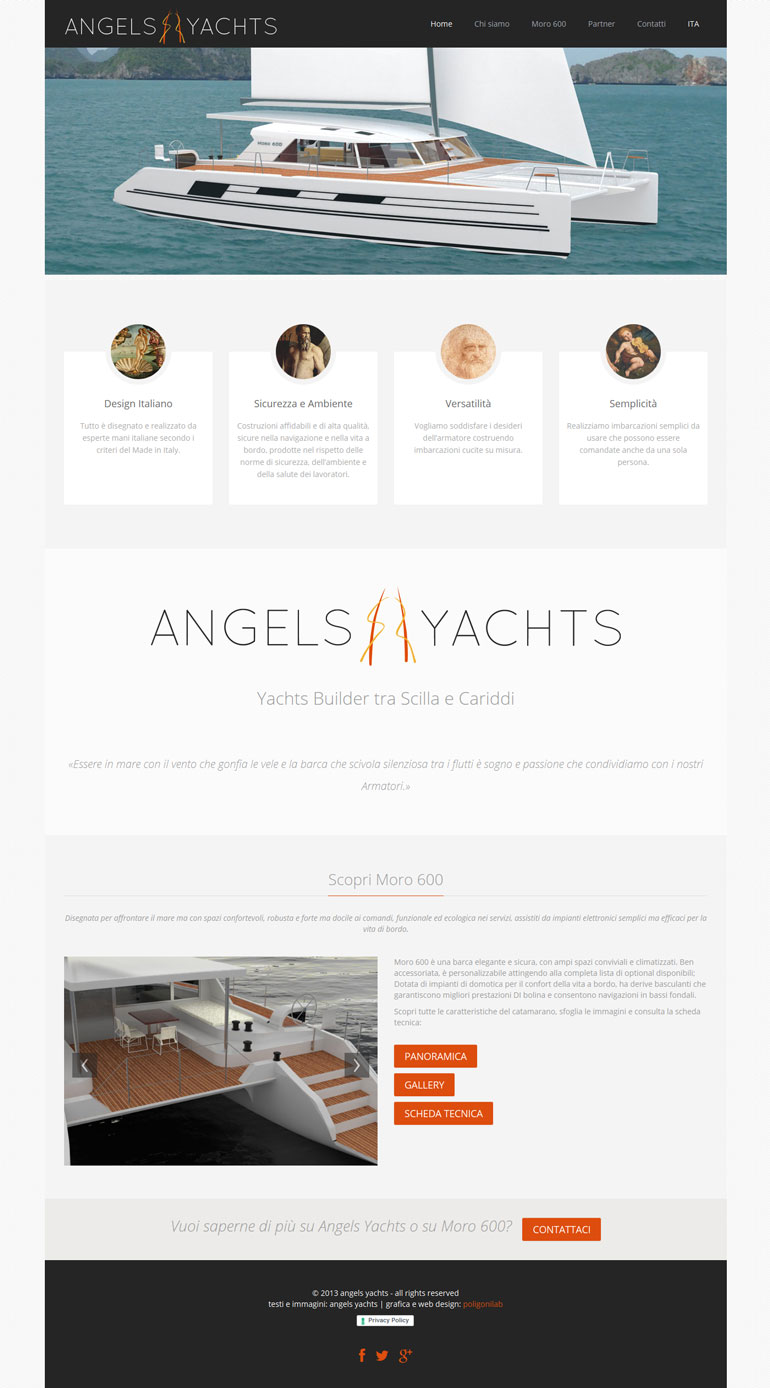 angels yachts