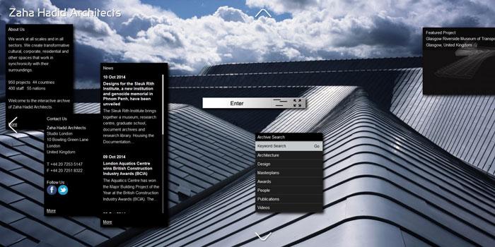 I 5 errori pi comuni nei siti di architetti e agenzie di for Sito per architetti
