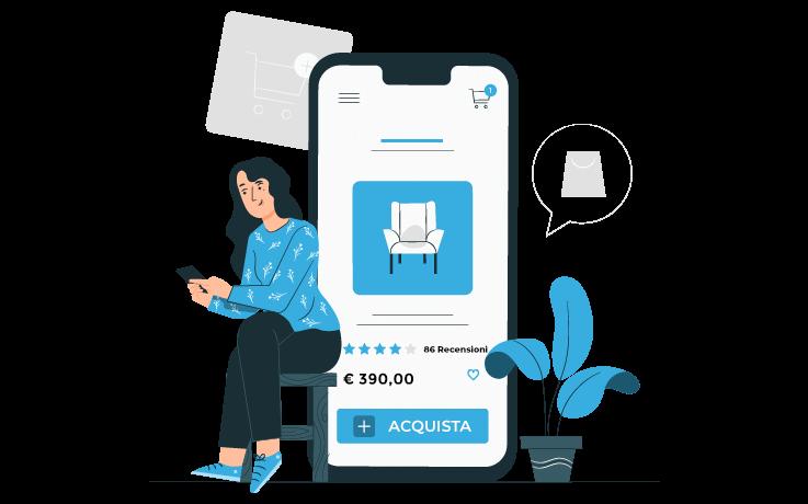 Realizzazione Sito web per Vendita Online Delivery e Consegna a domicilio