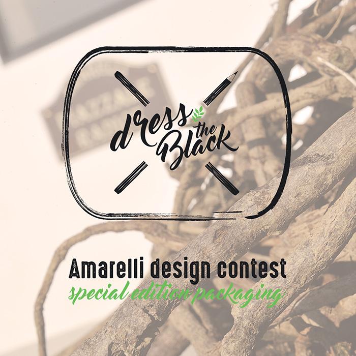 dress the black amarelli design contest 02