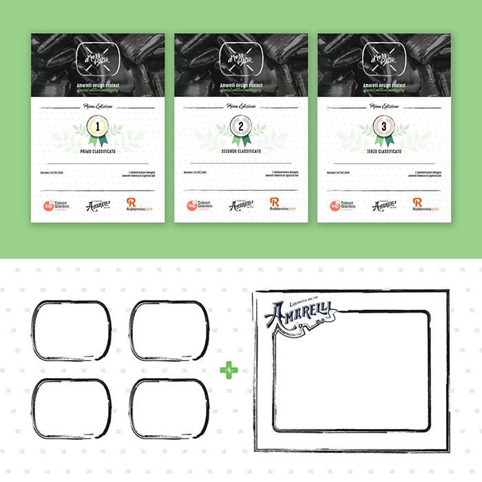dress the black amarelli design contest 03