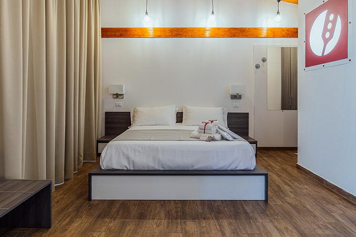 progettazione interni bed and breakfast