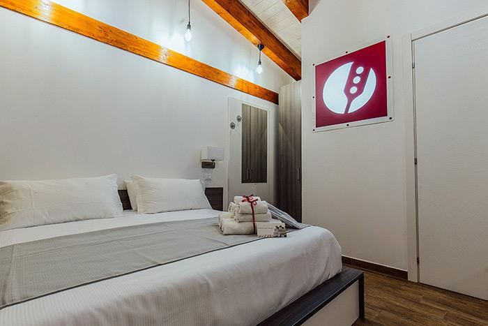 progettazione interni sport hotel